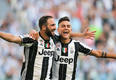 Higuain: Dybala can be one of the best