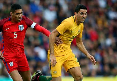 Socceroos promising but need work