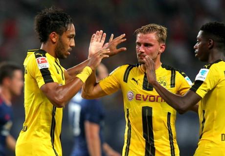 FT. Man. United 1-4 Borussia Dortmund