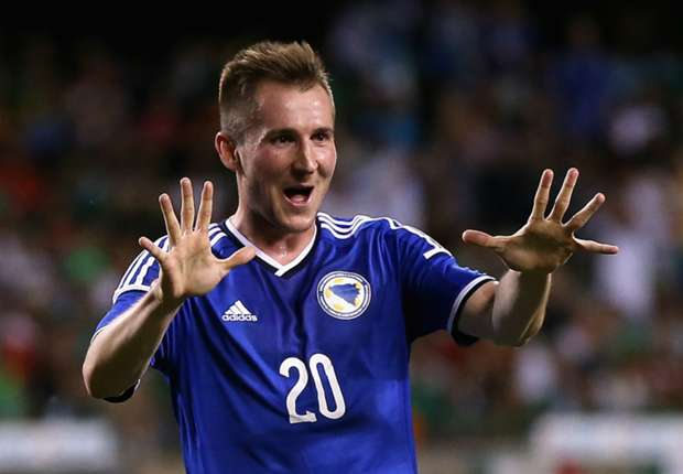 Hajrovic: Bosnia may be better than Argentina