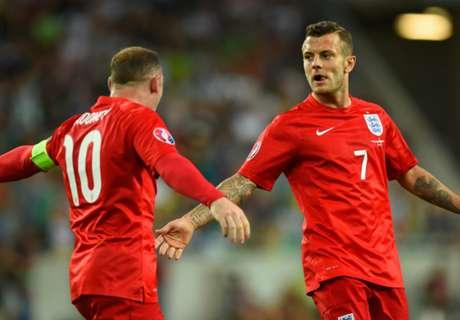 Elim Euro: Eslovênia 2x3 Inglaterra