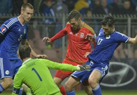 กินบุญเก่า! มังกรแดงพ่ายบอสเนียฯ 2-0 แต่ลิ่วหนแรกในประวัติศาสตร์
