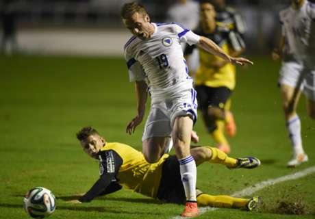 Visca 'convinced' Bosnia will qualify