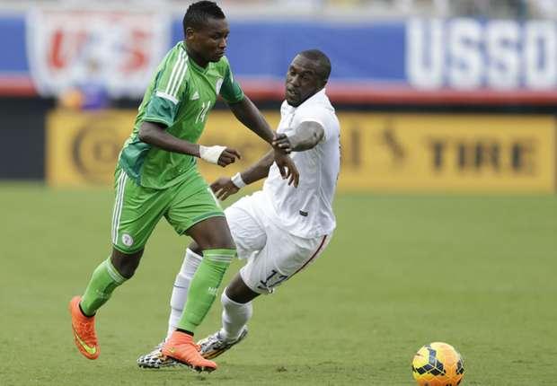 Nigeria's Oboabona returns to training