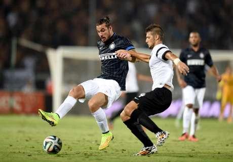 Amistoso: PAOK 0 x 0 Internazionale