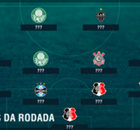Galeria: Os melhores da 15ª rodada do Brasileirão