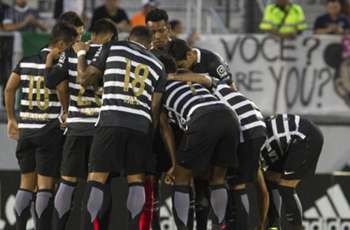 Florida Cup: Corinthians satisfied with performance despite derby loss