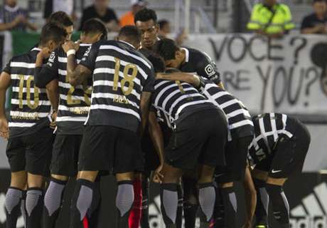Florida Cup: Timao's silver linings
