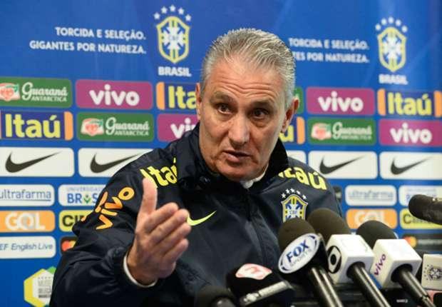 Tite confirma Brasil com Diego Alves no gol, fala sobre chances aos atletas e mostra conhecimento da Austrália