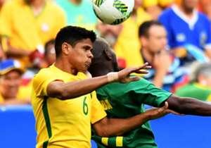 Holte sich mit Brasilien bei Olympia in Rio Gold: Douglas Santos
