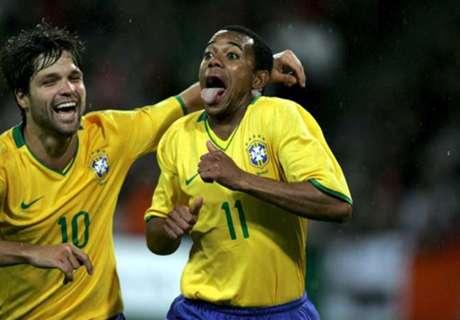 Robinho & Diego set for Brazil returns?