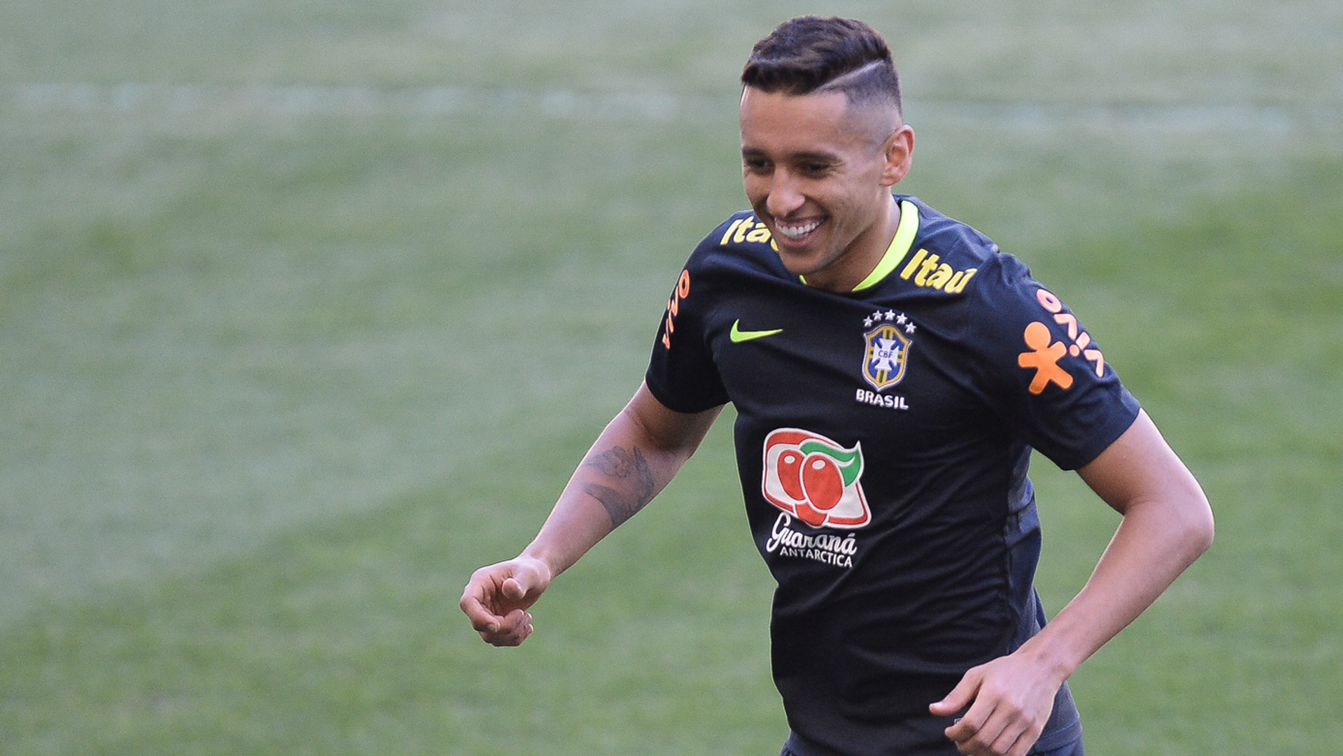Marquinhos Tite has made all the difference for Brazil Goal