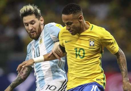 """""""Hubiera querido que Messi naciera en Brasil"""""""
