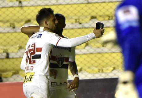 Libertadores: Strongest 1 x 1 São Paulo