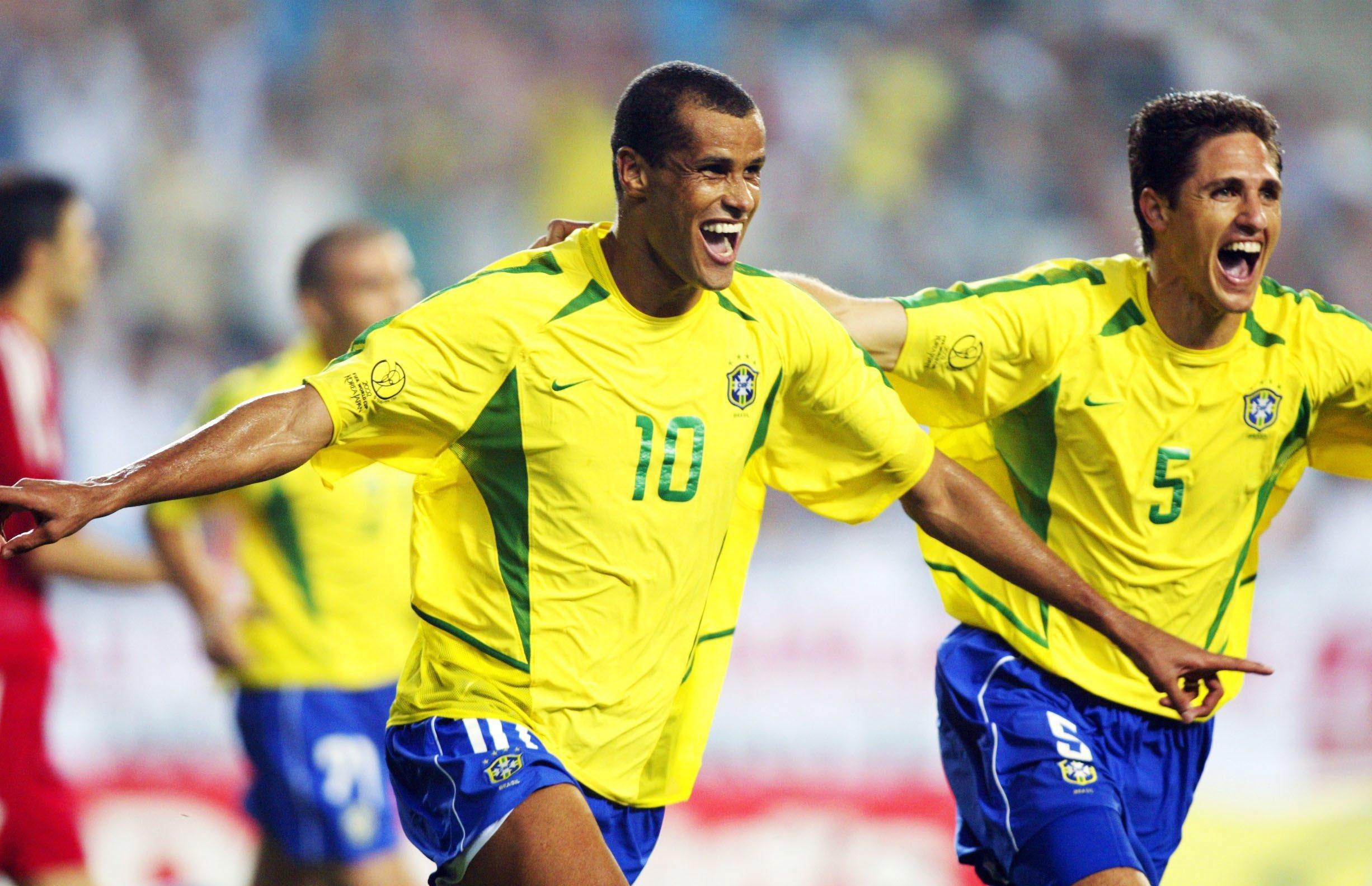 Rivaldo - Copa do Mundo 2002