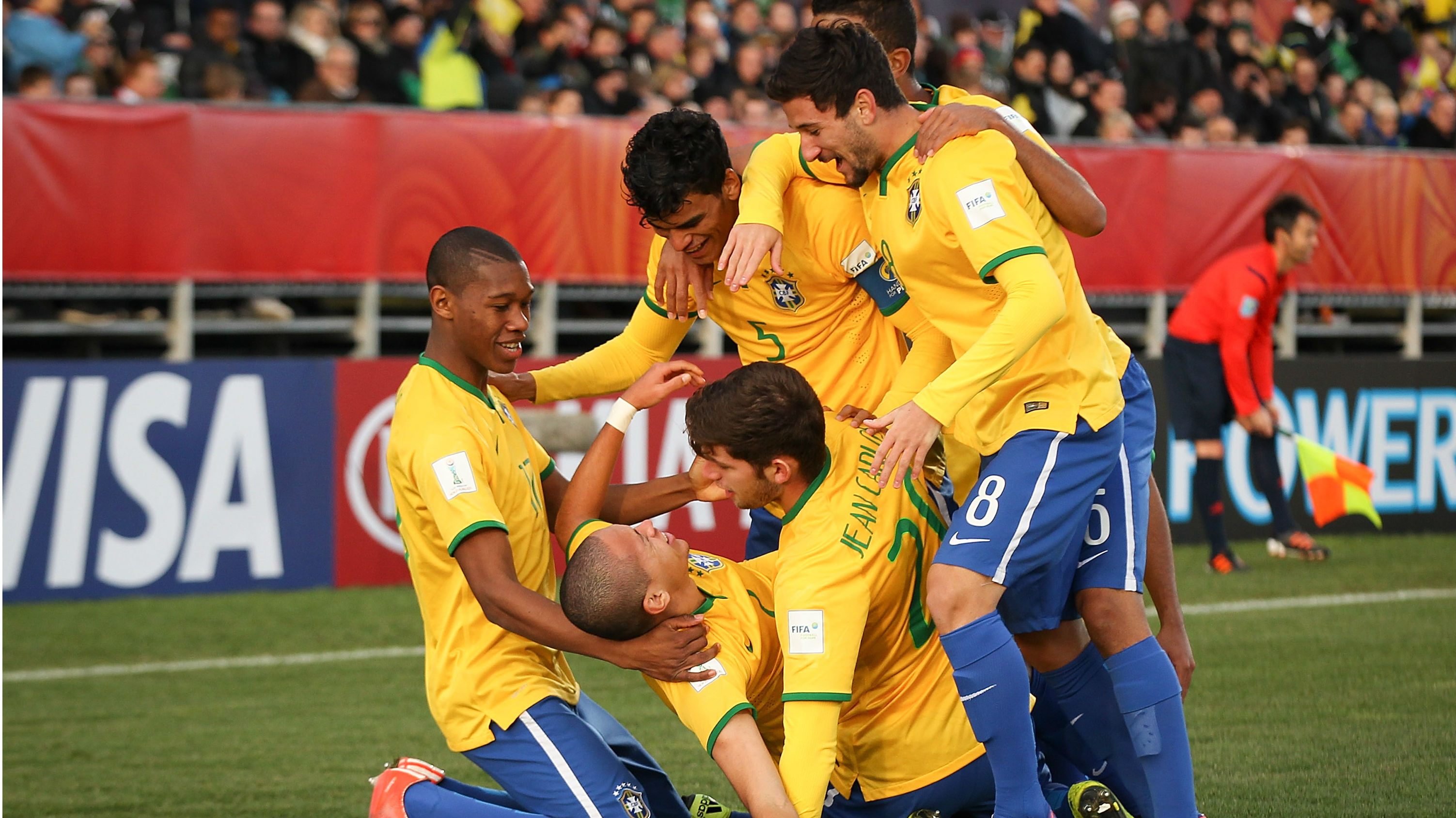 Brasil Sub 20: Brasil Sub-20 19062015