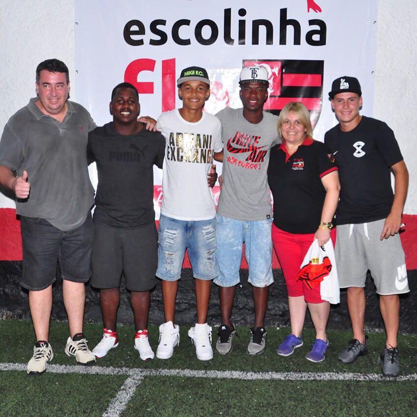 Vinicius Júnior Flamengo