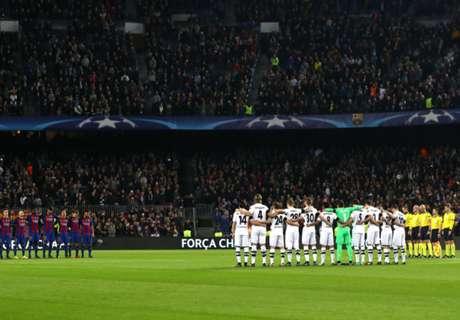 Barcelona invitó a Chapecoense