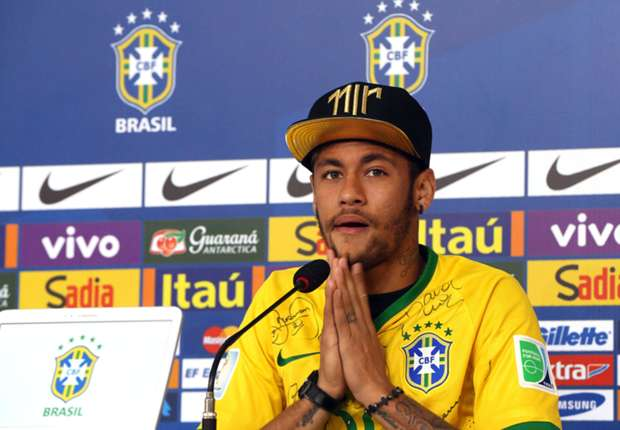 Dunga: Neymar is reference for our team
