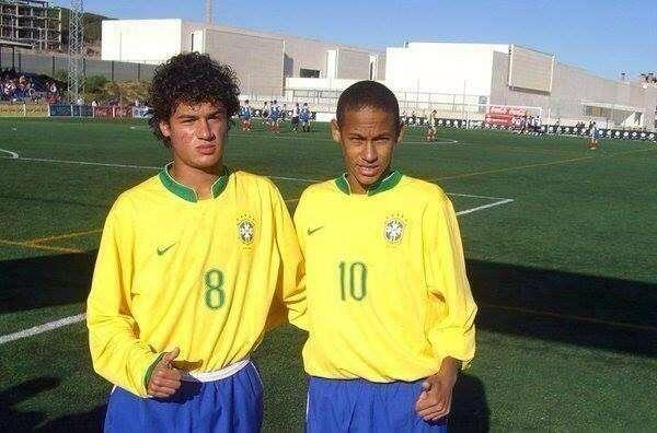 Coutinho dan Neymar