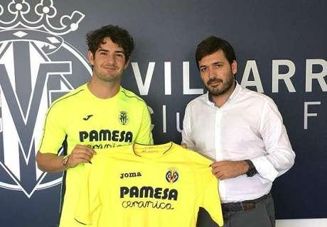 Pato Girang Gabung Villarreal