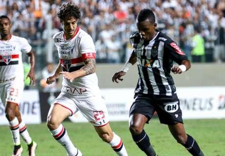 Libertadores: CAM 2-1 Sao Paulo