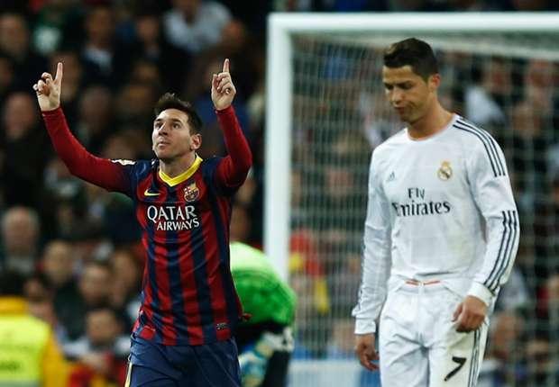 Lineker: Messi better than Ronaldo