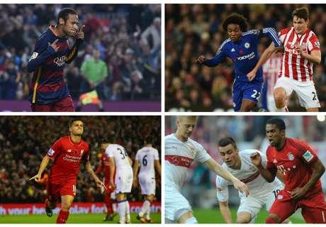 Los mejores brasileños del FIFA 17