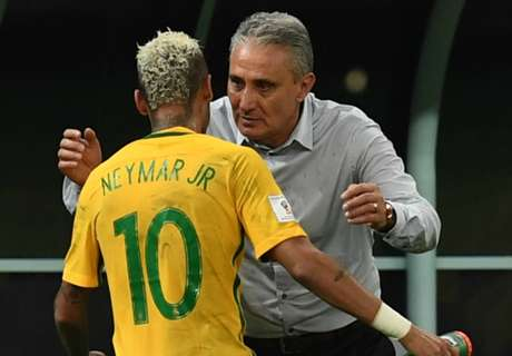 Tite's Brazil ready for Argentina