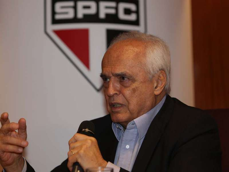 Blog do SP: Bate papo exclusivo com o Presidente do Tricolor, Leco