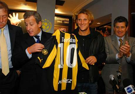 Forlan & South America's prodigal sons