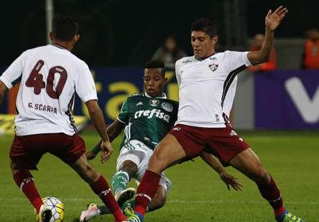 Brasileiro: Palmeiras 2 x 0 Fluminense