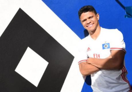 Der HSV holt Douglas Santos