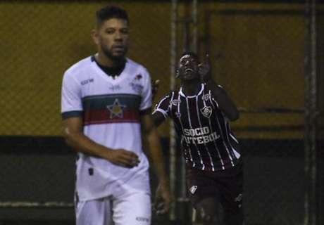 Carioca: Fluminense 3x0 Portuguesa