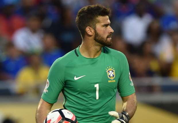 In-form Alisson proving World Cup credentials for Brazil