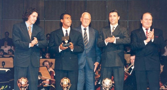 Romário FIFA BALLON D'OR 1994