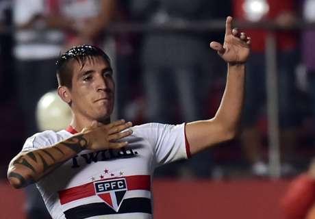 Centurión marca e São Paulo vence