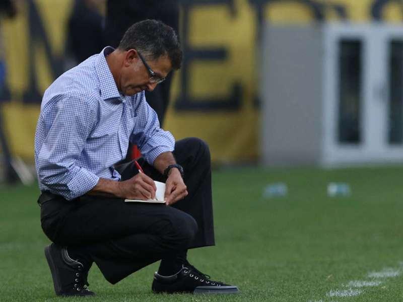 """Cartola mexicano detona Osorio: """"Sem vergonha e mentiroso"""""""