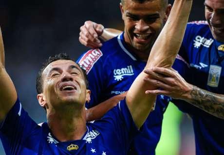 Libertadores: Cruzeiro 3 x 0 Mineros