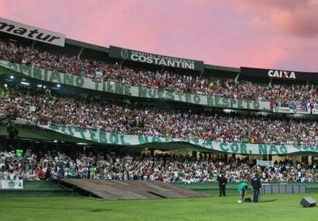 ► Otro estadio lleno por Chape