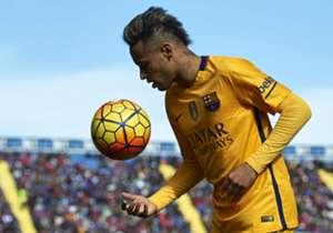 Neymar está na mira dos rivais de Manchester