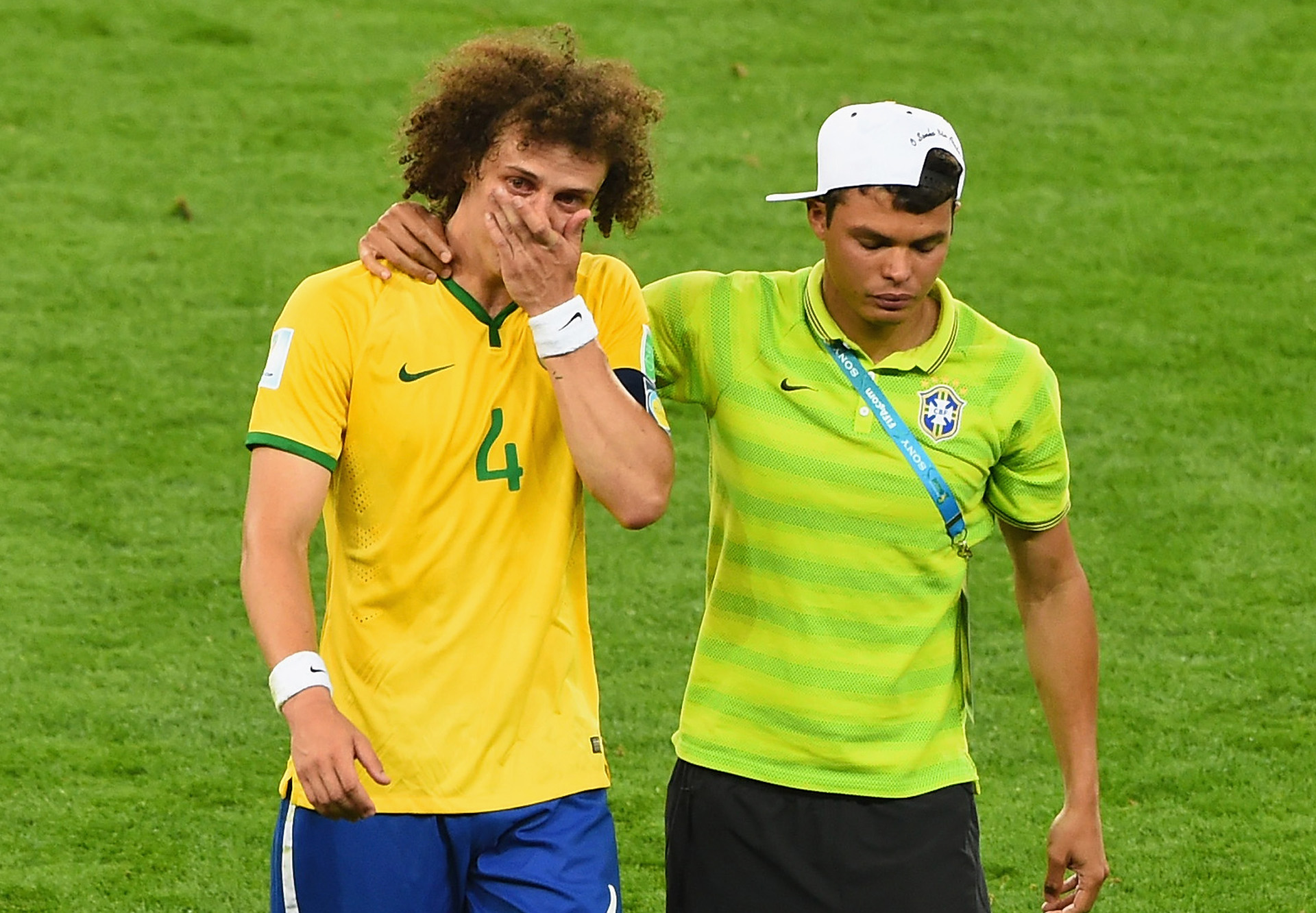 Missing me Thiago David Luiz having the last laugh at Chelsea