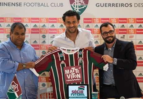Fred renovó con Fluminense