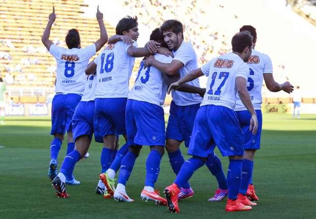 Palmeiras 1 x 2 Cruzeiro: Raposa passa por sufoco, mas vence e se isola na liderança do Brasileirão
