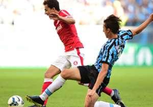 Inter e Grêmio não saíram do empate na Arena