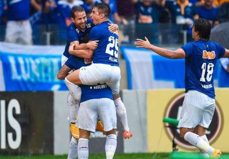 Cruzeiro campeón del Brasileirao