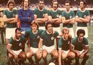 Mesmo sem César, Palmeiras confirmou o título do Paulistão em 1974