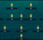 Os 11 melhores uruguaios pelo Brasil!