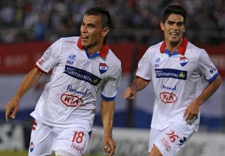 Libertadores: Nacional 2 x 0 Defensor