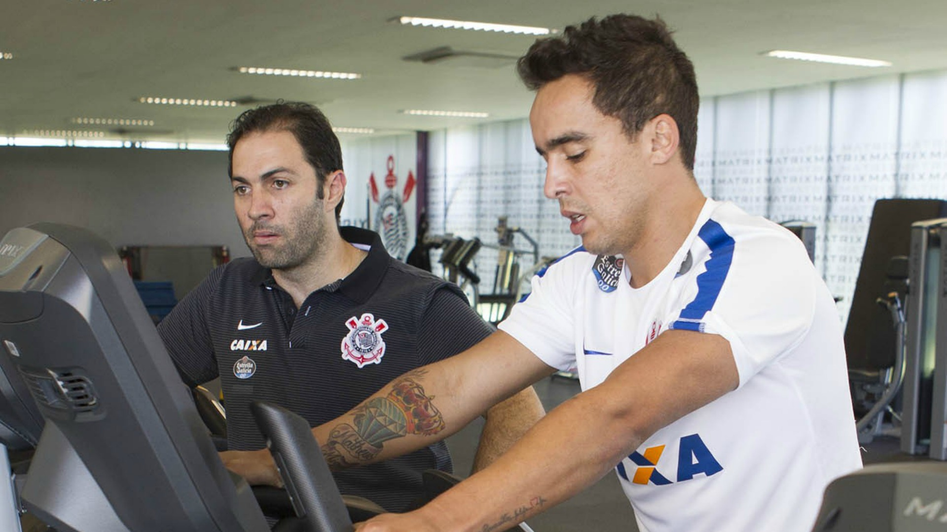 A rotina intensiva de Jadson para recuperar a forma antes de reestrear no Corinthians